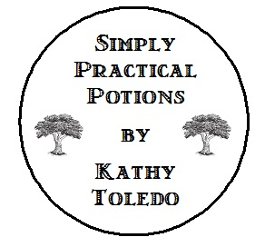 Simply Practical Potions by Kathy Toledo